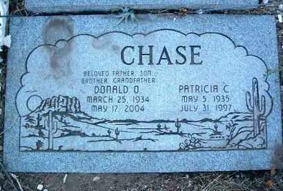 CHASE, DONALD OWEN - Yavapai County, Arizona   DONALD OWEN CHASE - Arizona Gravestone Photos