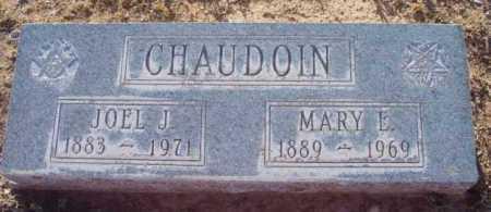 CHAUDOIN, JOEL JOHN - Yavapai County, Arizona | JOEL JOHN CHAUDOIN - Arizona Gravestone Photos