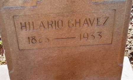 CHAVEZ, HILARIO - Yavapai County, Arizona | HILARIO CHAVEZ - Arizona Gravestone Photos