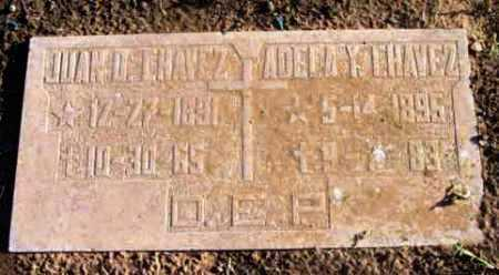 CHAVEZ, JUAN OLIVAS - Yavapai County, Arizona | JUAN OLIVAS CHAVEZ - Arizona Gravestone Photos