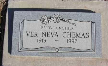 CHEMAS, VER NEVA - Yavapai County, Arizona   VER NEVA CHEMAS - Arizona Gravestone Photos