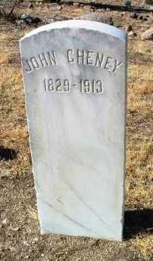 CHENEY, JOHN - Yavapai County, Arizona   JOHN CHENEY - Arizona Gravestone Photos