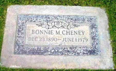 CHENEY, BONNIE M. - Yavapai County, Arizona | BONNIE M. CHENEY - Arizona Gravestone Photos