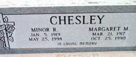 CHESLEY, MINOR R. - Yavapai County, Arizona | MINOR R. CHESLEY - Arizona Gravestone Photos