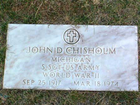 CHISHOLM, JOHN D. - Yavapai County, Arizona | JOHN D. CHISHOLM - Arizona Gravestone Photos