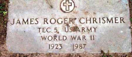 CHRISMER, JAMES ROGER - Yavapai County, Arizona | JAMES ROGER CHRISMER - Arizona Gravestone Photos