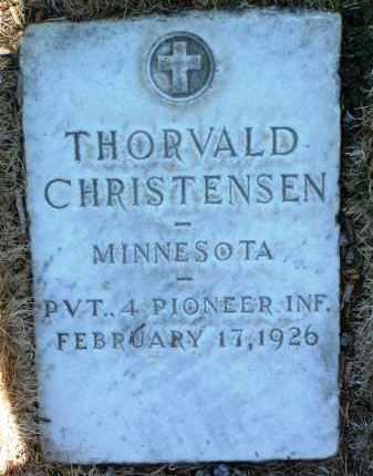 CHRISTENSEN, THORVALD - Yavapai County, Arizona | THORVALD CHRISTENSEN - Arizona Gravestone Photos