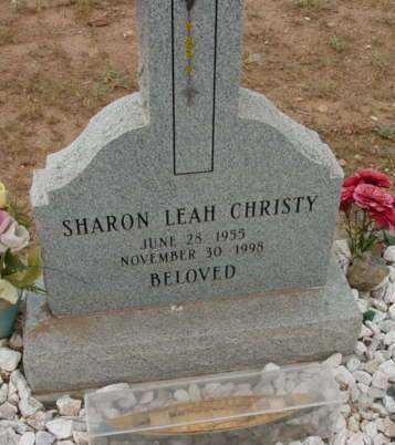 CHRISTY, SHARON LEAH - Yavapai County, Arizona | SHARON LEAH CHRISTY - Arizona Gravestone Photos