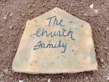 CHURCH, FAMILY - Yavapai County, Arizona   FAMILY CHURCH - Arizona Gravestone Photos