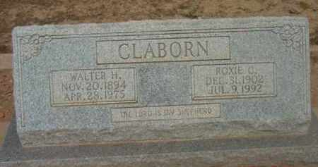 CLABORN, ROXIE CLEO - Yavapai County, Arizona | ROXIE CLEO CLABORN - Arizona Gravestone Photos