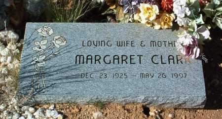 CLARK, MARGARET A. - Yavapai County, Arizona | MARGARET A. CLARK - Arizona Gravestone Photos