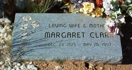 CLARK, MARGARET A. - Yavapai County, Arizona | MARGARET A. CLARK - Arizona Gravestone Photos