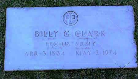 CLARK, BILLY GENE - Yavapai County, Arizona   BILLY GENE CLARK - Arizona Gravestone Photos