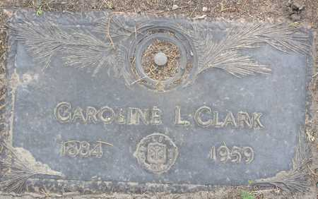 JOHNSON CLARK, CAROLINE LOUISE - Yavapai County, Arizona | CAROLINE LOUISE JOHNSON CLARK - Arizona Gravestone Photos