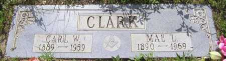 CLARK, CARL WOOD - Yavapai County, Arizona | CARL WOOD CLARK - Arizona Gravestone Photos