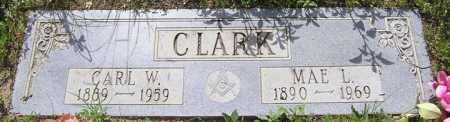 CLARK, CARL WOOD - Yavapai County, Arizona   CARL WOOD CLARK - Arizona Gravestone Photos