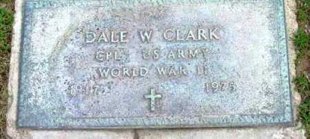 CLARK, DALE W. - Yavapai County, Arizona | DALE W. CLARK - Arizona Gravestone Photos