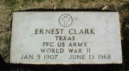 CLARK, ERNEST - Yavapai County, Arizona   ERNEST CLARK - Arizona Gravestone Photos