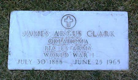 CLARK, JAMES ARGUS - Yavapai County, Arizona | JAMES ARGUS CLARK - Arizona Gravestone Photos