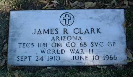 CLARK, JAMES R. - Yavapai County, Arizona   JAMES R. CLARK - Arizona Gravestone Photos