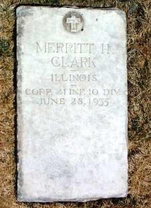 CLARK, MERRITT HAMBELTON - Yavapai County, Arizona | MERRITT HAMBELTON CLARK - Arizona Gravestone Photos