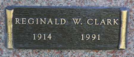 CLARK, REGINALD WALLACE - Yavapai County, Arizona | REGINALD WALLACE CLARK - Arizona Gravestone Photos