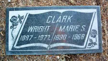 CLARK, MARIE MARTHA - Yavapai County, Arizona   MARIE MARTHA CLARK - Arizona Gravestone Photos