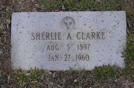 LANPHEAR CLARKE, SHERLIE AMANDA - Yavapai County, Arizona | SHERLIE AMANDA LANPHEAR CLARKE - Arizona Gravestone Photos