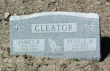 CLEATOR, WILLMETTA PEARLE - Yavapai County, Arizona | WILLMETTA PEARLE CLEATOR - Arizona Gravestone Photos