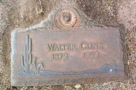 CLINE, WALTER SCOTT - Yavapai County, Arizona   WALTER SCOTT CLINE - Arizona Gravestone Photos