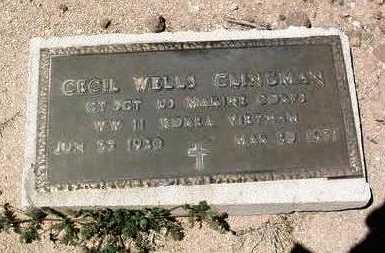 CLINGMAN, CECIL WELLS - Yavapai County, Arizona   CECIL WELLS CLINGMAN - Arizona Gravestone Photos