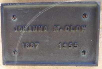 KAMPERSCHIER CLOW, J. M.. - Yavapai County, Arizona | J. M.. KAMPERSCHIER CLOW - Arizona Gravestone Photos