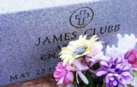 CLUBB, JAMES - Yavapai County, Arizona | JAMES CLUBB - Arizona Gravestone Photos
