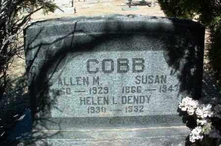 COBB, SUSAN BELLE - Yavapai County, Arizona | SUSAN BELLE COBB - Arizona Gravestone Photos
