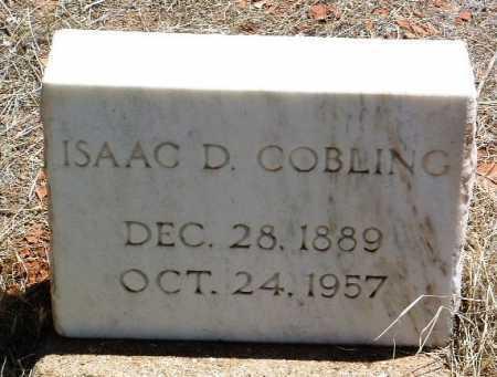 COBLING, ISAAC DAVID - Yavapai County, Arizona | ISAAC DAVID COBLING - Arizona Gravestone Photos