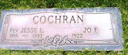 COCHRAN, JO F. - Yavapai County, Arizona | JO F. COCHRAN - Arizona Gravestone Photos