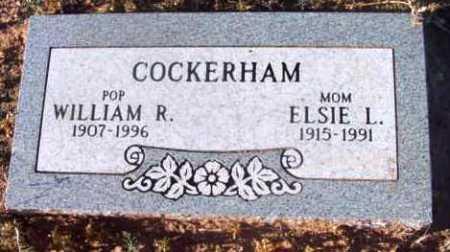 COCKERHAM, ELSIE L. - Yavapai County, Arizona | ELSIE L. COCKERHAM - Arizona Gravestone Photos