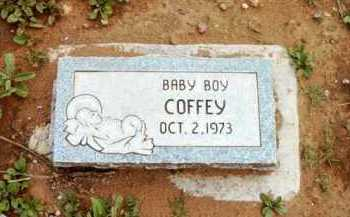 COFFEY, BABY BOY - Yavapai County, Arizona | BABY BOY COFFEY - Arizona Gravestone Photos