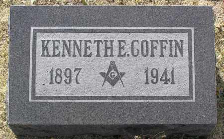 COFFIN, KENNETH EDWIN - Yavapai County, Arizona   KENNETH EDWIN COFFIN - Arizona Gravestone Photos