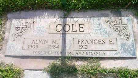 COLE, ALVIN MITFORD - Yavapai County, Arizona | ALVIN MITFORD COLE - Arizona Gravestone Photos
