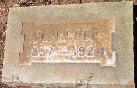 COLE, DARRELL JOSEPH - Yavapai County, Arizona | DARRELL JOSEPH COLE - Arizona Gravestone Photos