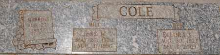 BOWMAN COLE, DELORA L. - Yavapai County, Arizona | DELORA L. BOWMAN COLE - Arizona Gravestone Photos