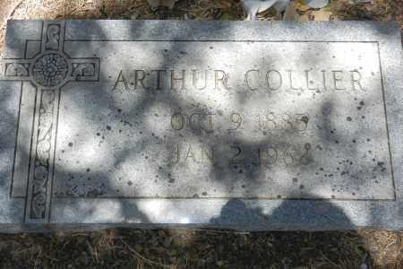 COLLIER, ARTHUR - Yavapai County, Arizona | ARTHUR COLLIER - Arizona Gravestone Photos