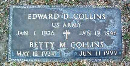 COLLINS, BETTY MAE - Yavapai County, Arizona | BETTY MAE COLLINS - Arizona Gravestone Photos