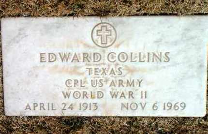 COLLINS, EDWARD - Yavapai County, Arizona | EDWARD COLLINS - Arizona Gravestone Photos