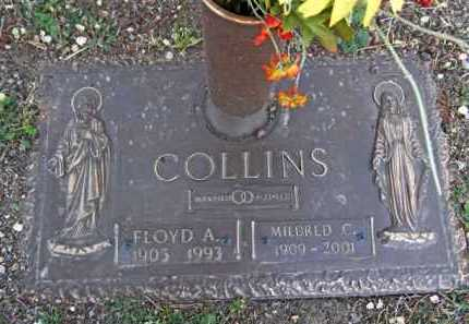 KOHL COLLINS, MILDRED C. - Yavapai County, Arizona | MILDRED C. KOHL COLLINS - Arizona Gravestone Photos