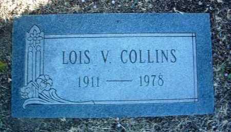 CECIL COLLINS, LOIS V. - Yavapai County, Arizona | LOIS V. CECIL COLLINS - Arizona Gravestone Photos