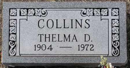 COLLINS, THELMA DORA - Yavapai County, Arizona | THELMA DORA COLLINS - Arizona Gravestone Photos
