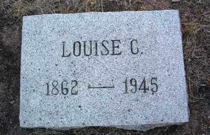 COLWELL, LOUISE CELIA - Yavapai County, Arizona | LOUISE CELIA COLWELL - Arizona Gravestone Photos