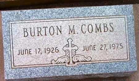 COMBS, BURTON M. - Yavapai County, Arizona | BURTON M. COMBS - Arizona Gravestone Photos
